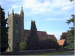 St Helen, Alveston